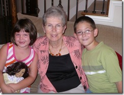 9-19-09 Trey & Crisana with Aunt Marge (r)