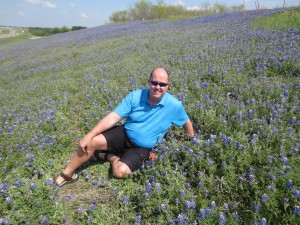 4-19-14 Matt on bluebonnet hill