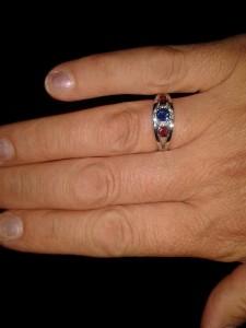 5-12-14 Family ring
